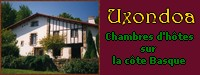 chambres hotes pays basque